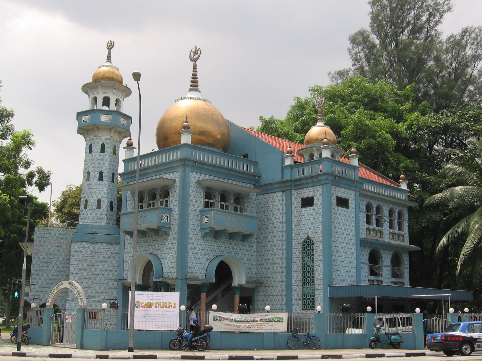 Malabar Mosque Singapore Map,Map of Malabar Mosque Singapore,Tourist Attractions in Singapore,Malabar Mosque Singapore accommodation destinations attractions hotels map reviews photos pictures