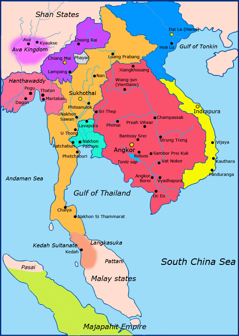 South East Asian History 102