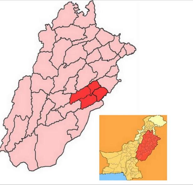 Sahiwal Division Wikipedia