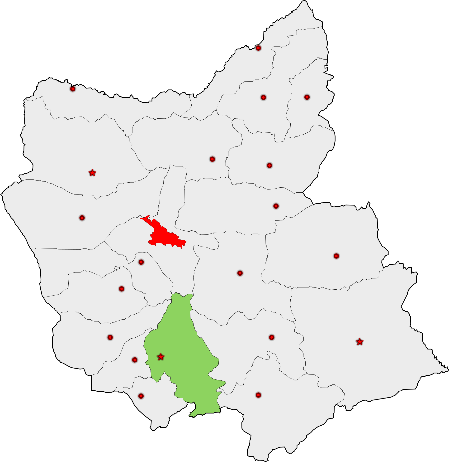 شهرستان مراغه