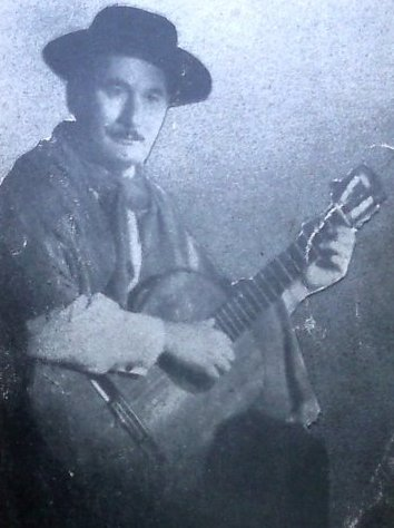 Mario Millán Medina en 1950.