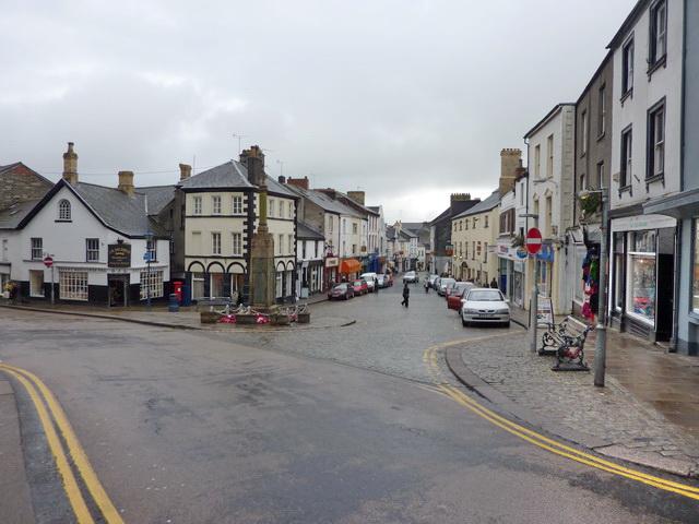 Market Street, Ulverston - geograph.org.uk - 1731488
