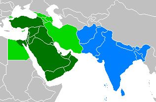 Depiction of Oriente Medio