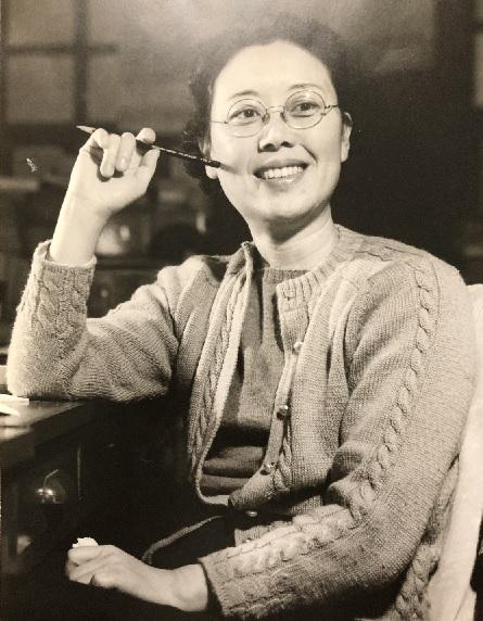 Momoko Ishii photo from 1953