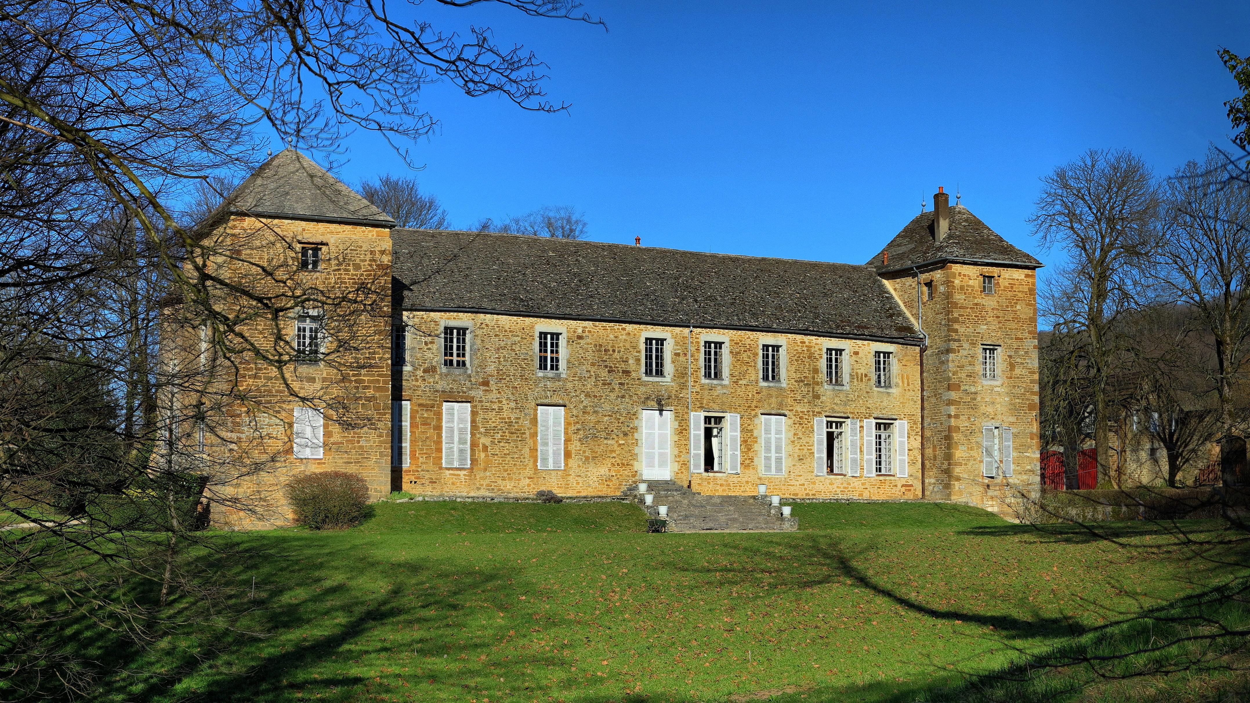 Château de Montigny-lès-Arsures