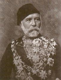 Mohamed Sherif Pasha Egyptian statesman of Turkish origin