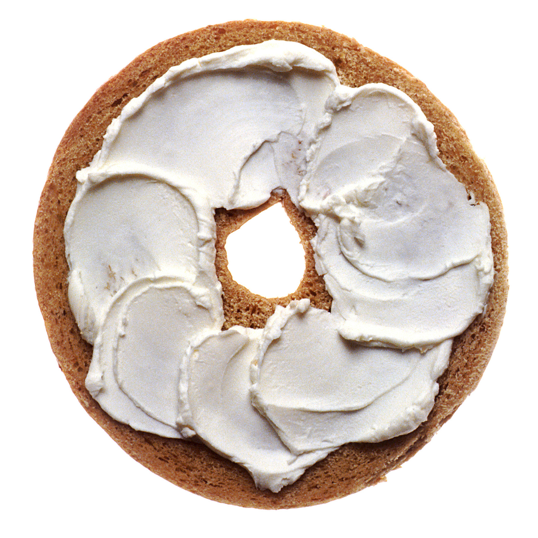 Bagel and cream cheese , Wikipedia