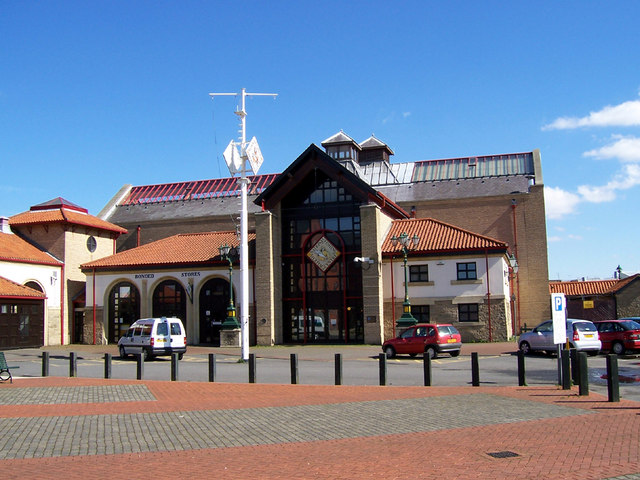Grimsby Fishing Heritage Centre - Wikipedia