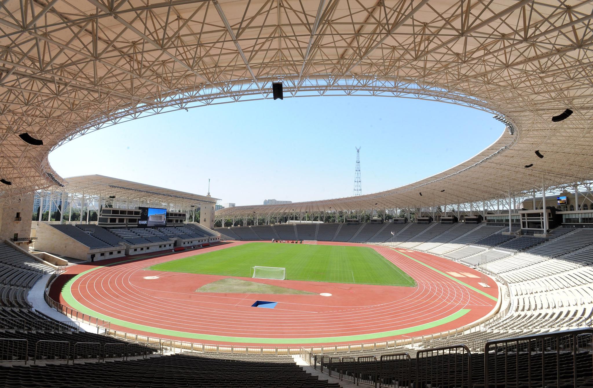 Αποτέλεσμα εικόνας για ofiq Bahramov Stadium