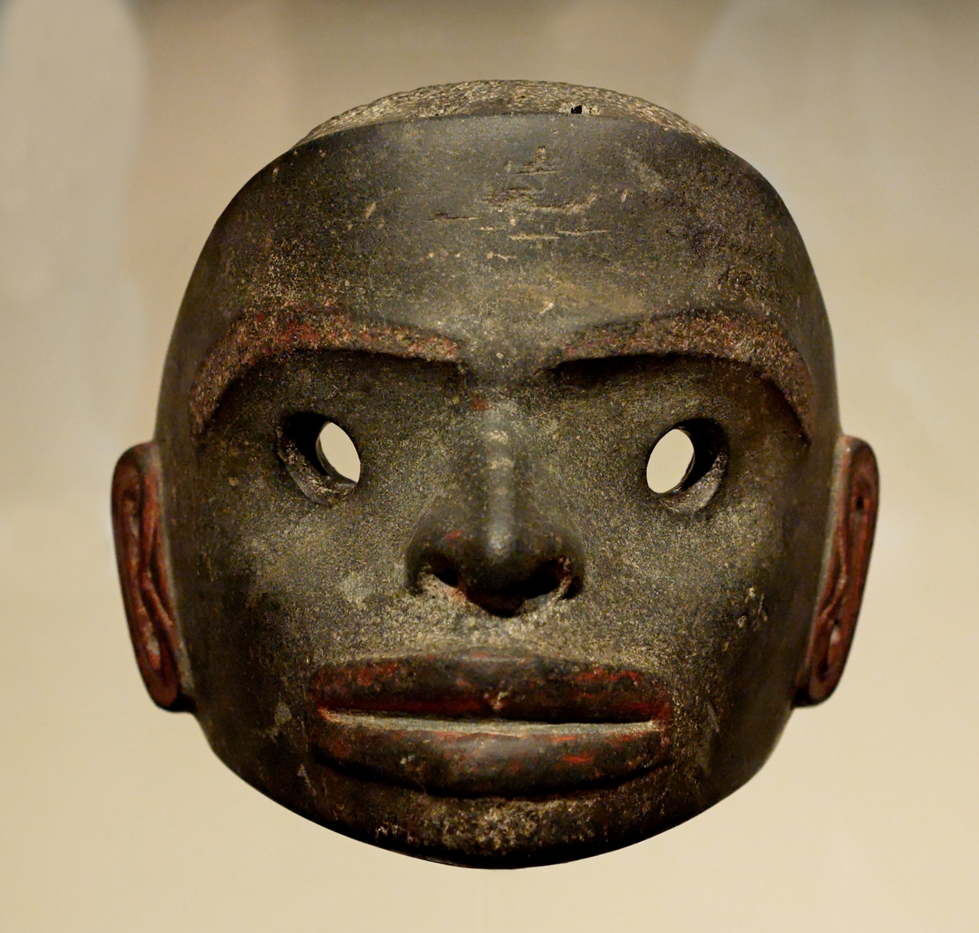 File:Nisgaa_mask_Louvre_MH_81 22 1 on Cultural Masks From Around The World