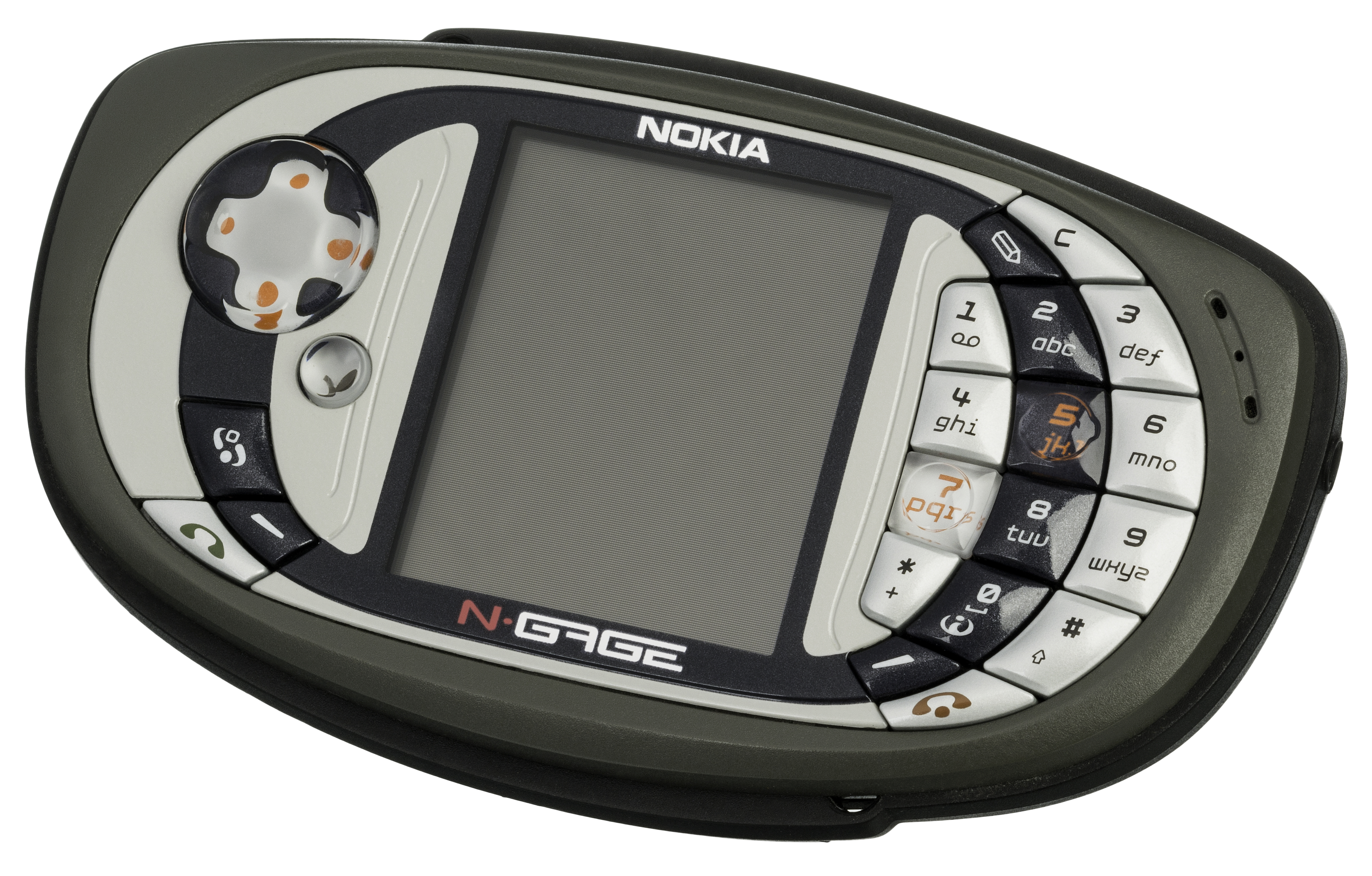 N-Gage (device) - Wikipedia, the free encyclopedia