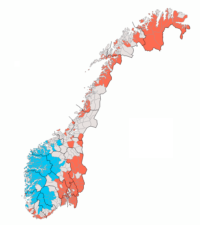 Bokmål Og Nynorsk I Dag