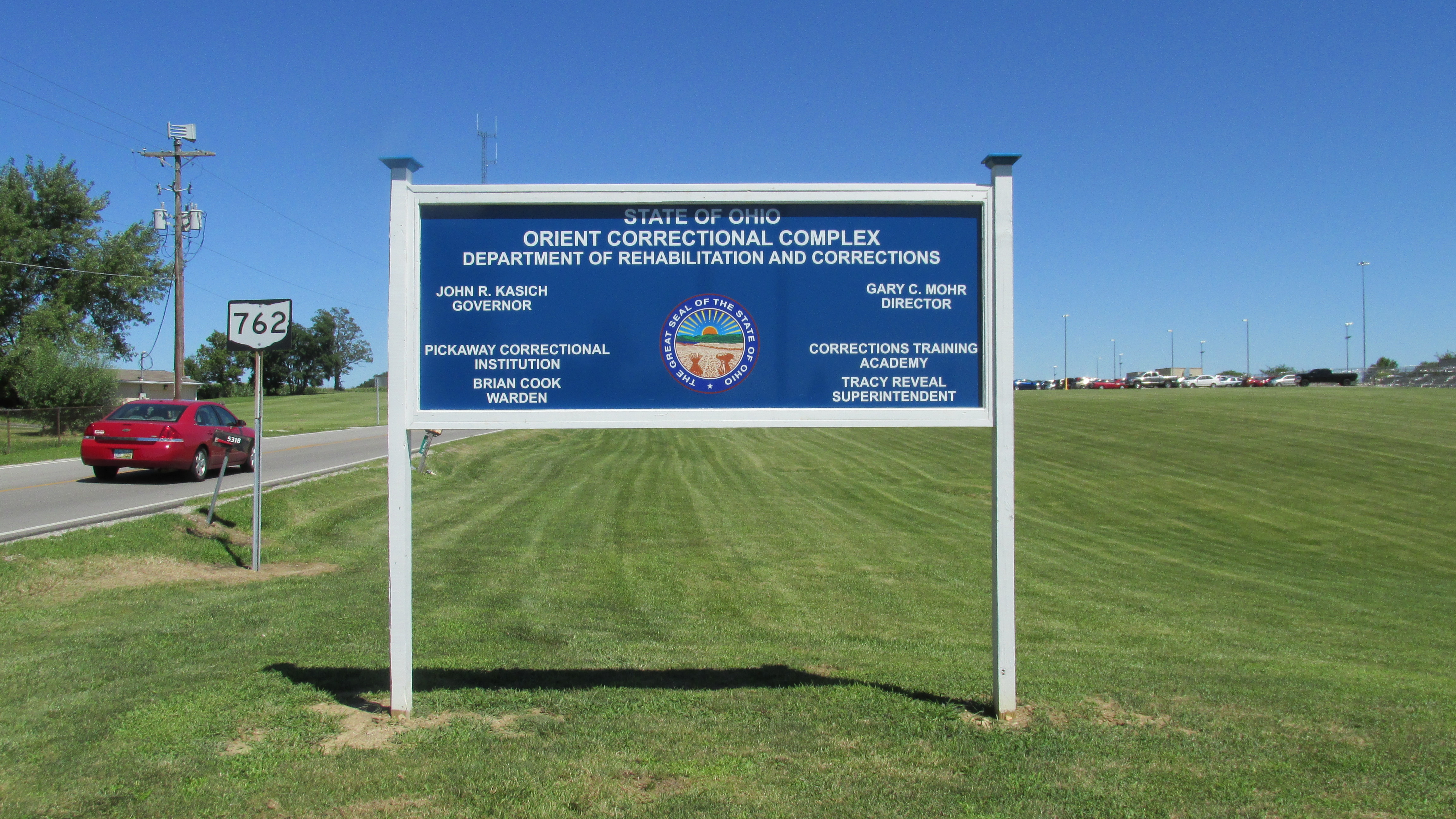 Pickaway Correctional Institution - Wikipedia