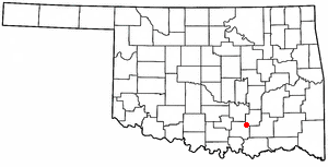Bromide, Oklahoma Town in Oklahoma, United States