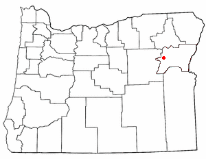Loko di Sumpter, Oregon
