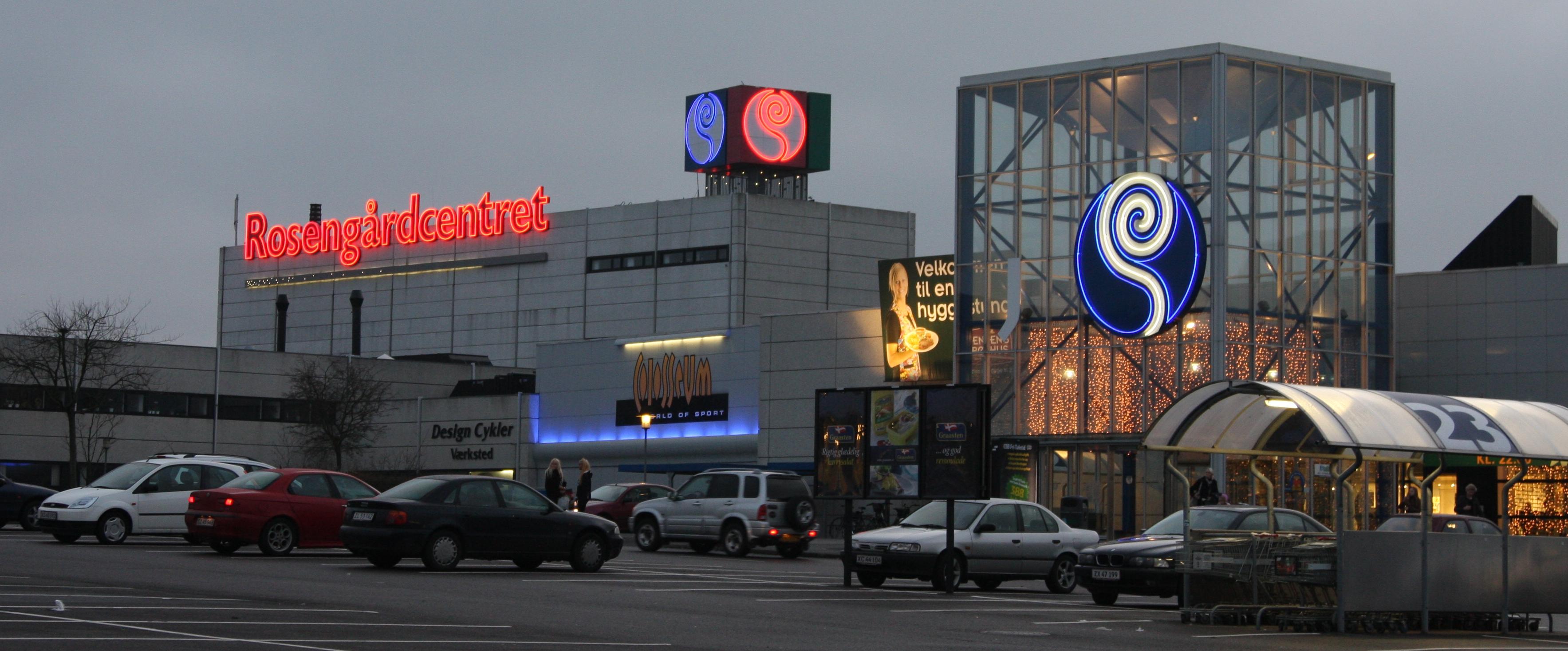 butikscenter odense