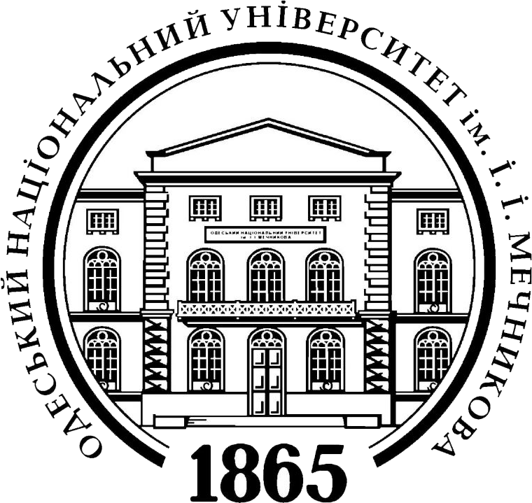 Odessa National University logo