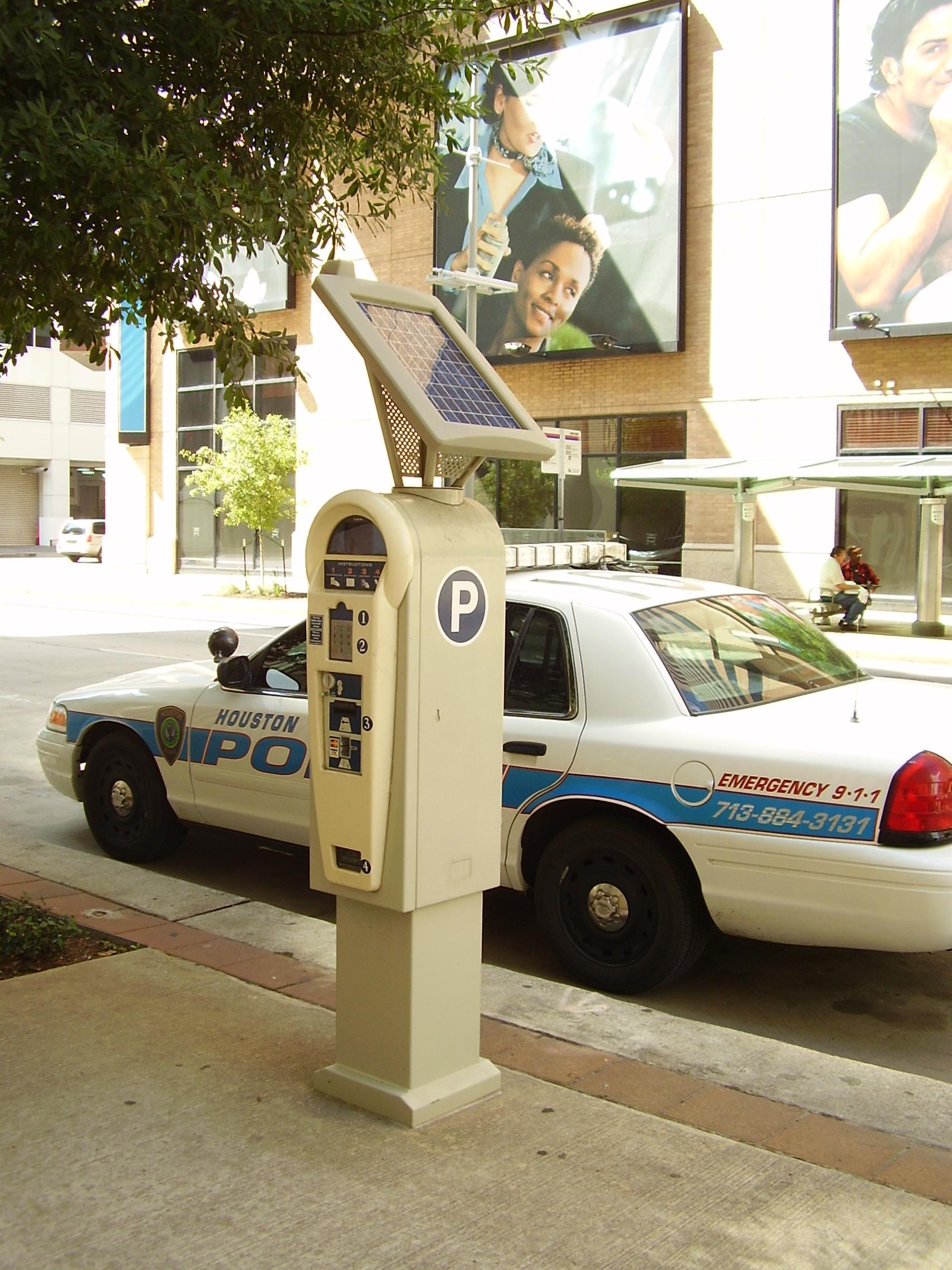 City Of Los Angeles Parking Violation >> Parking meter | Wiki | Everipedia