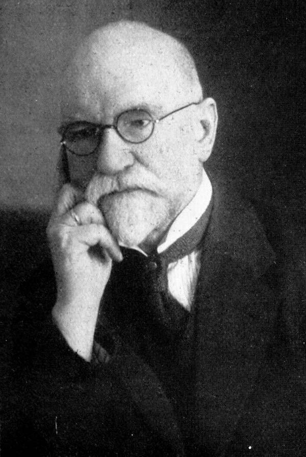 Paul Rohrbach in 1931
