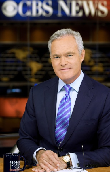 The 63-year old son of father (?) and mother(?) Scott Pelley in 2021 photo. Scott Pelley earned a  million dollar salary - leaving the net worth at 16 million in 2021