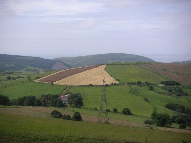 Penhydd Fawr Farm - geograph.org.uk - 950217