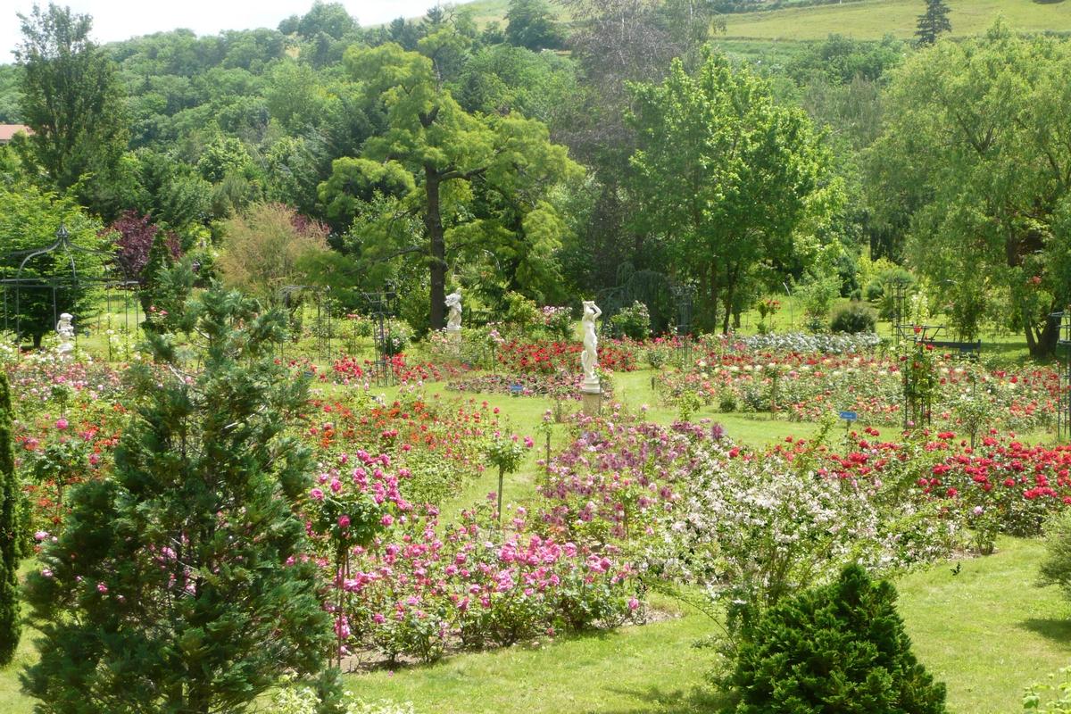Vivero y rosaleda paul croix wikipedia la enciclopedia Viveros y jardines