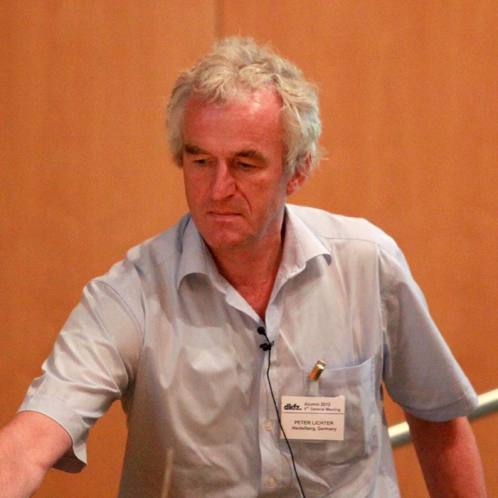image of Peter Lichter