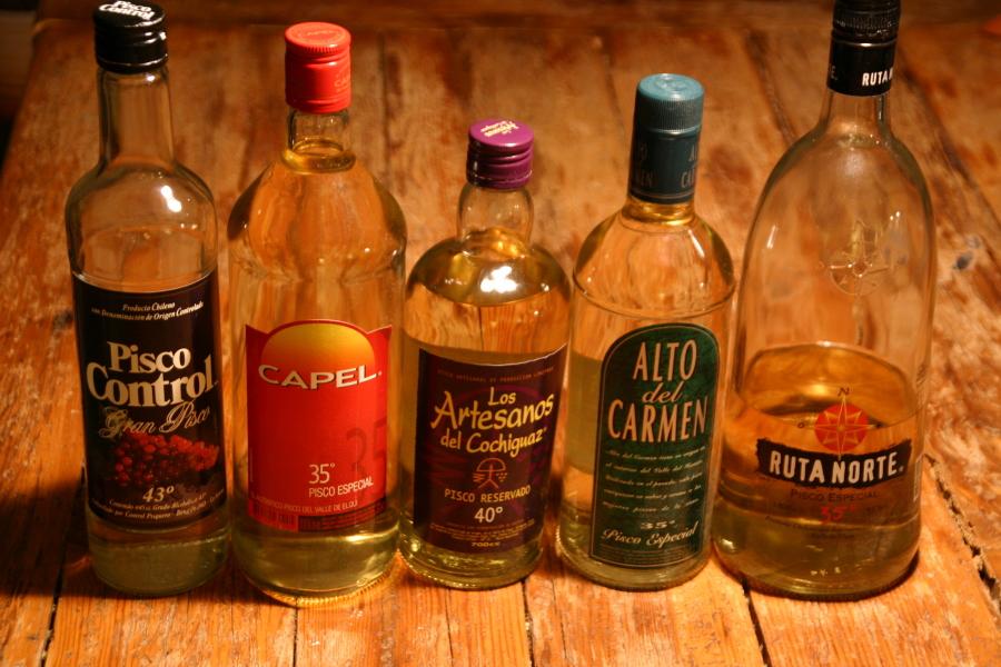 Bebida típica do Atacama