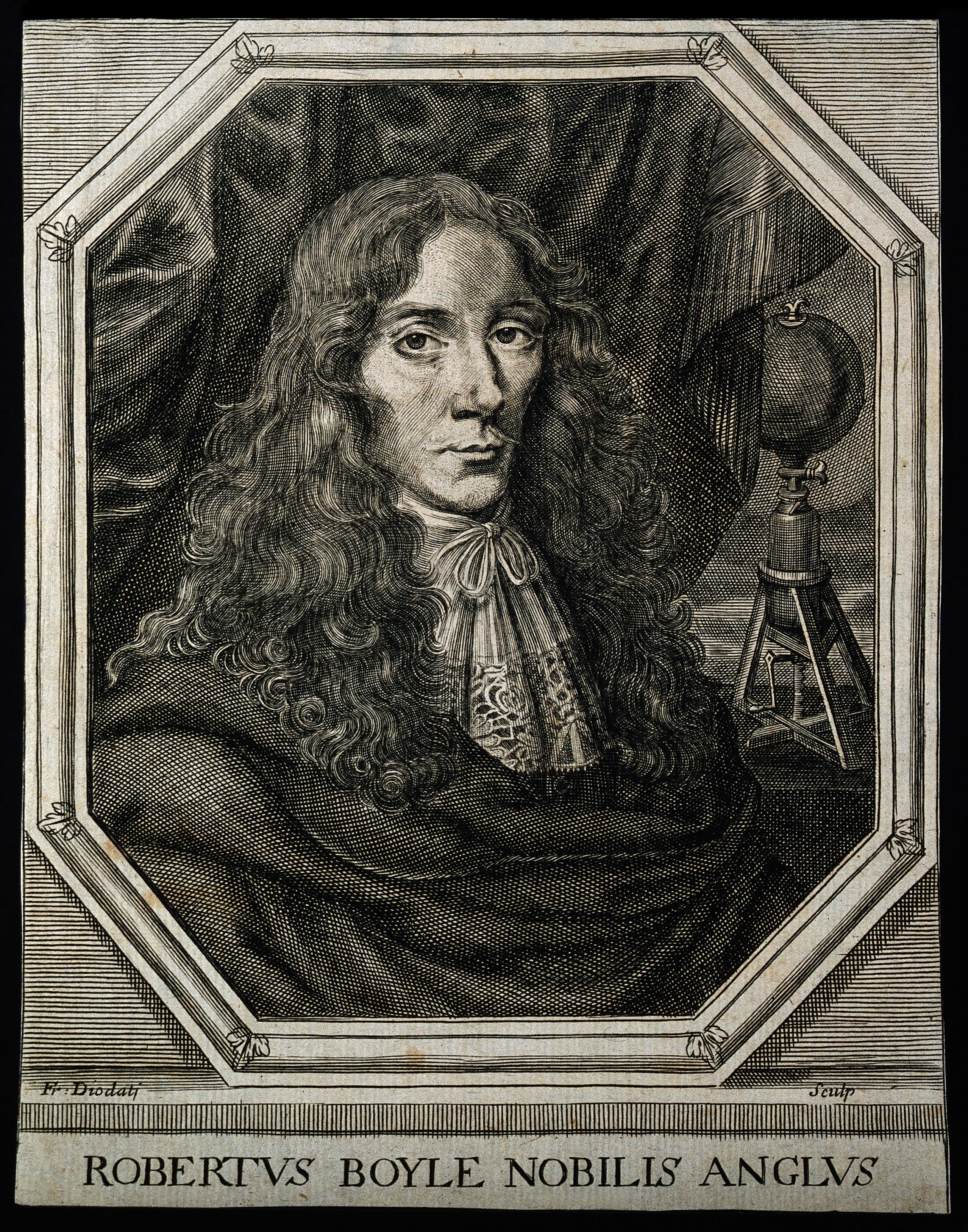 File:Portrait of The Honourable Robert Boyle (1627 - 1691) Wellcome  V0000715.