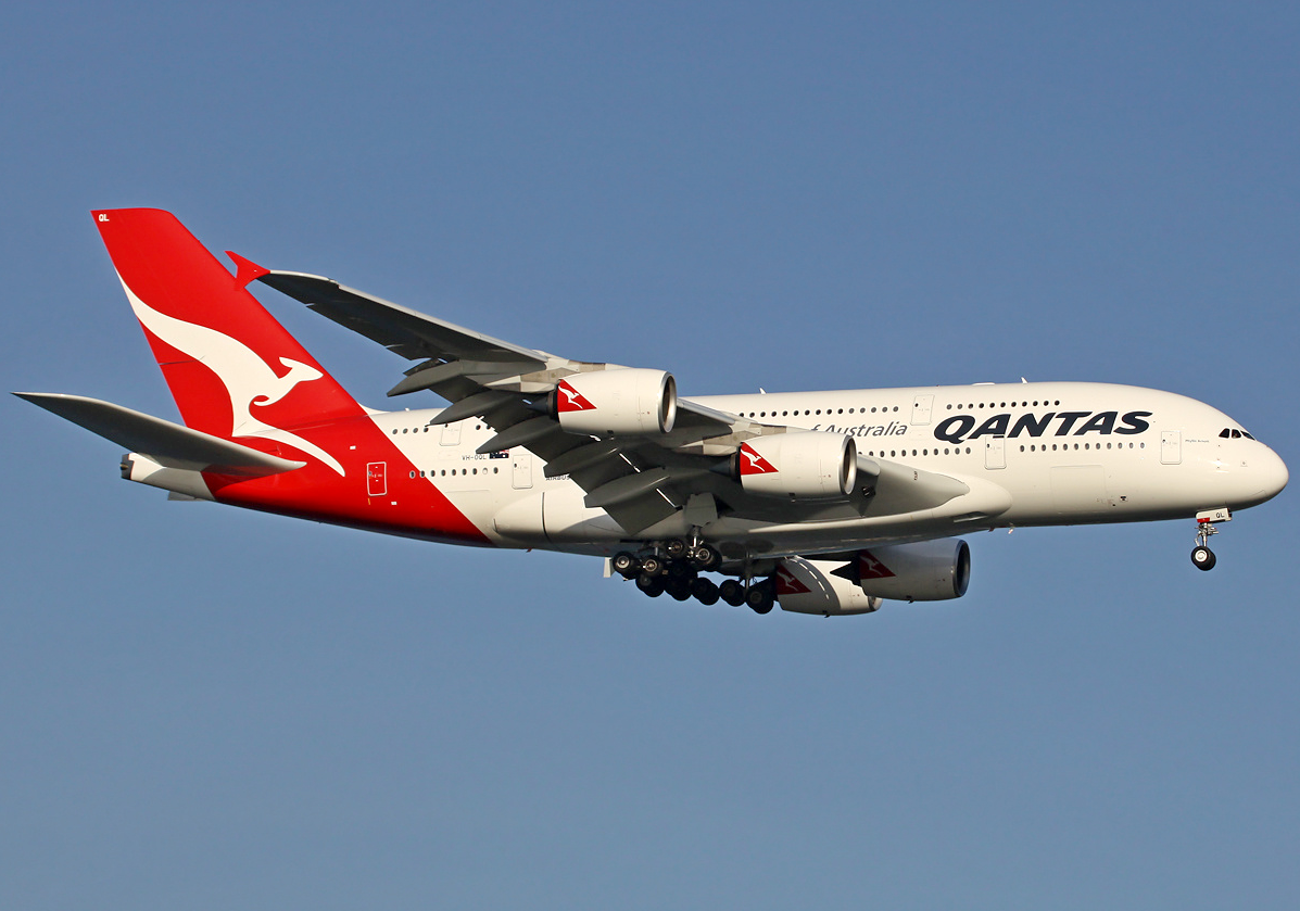 Qantas destinations wikipedia stopboris Choice Image