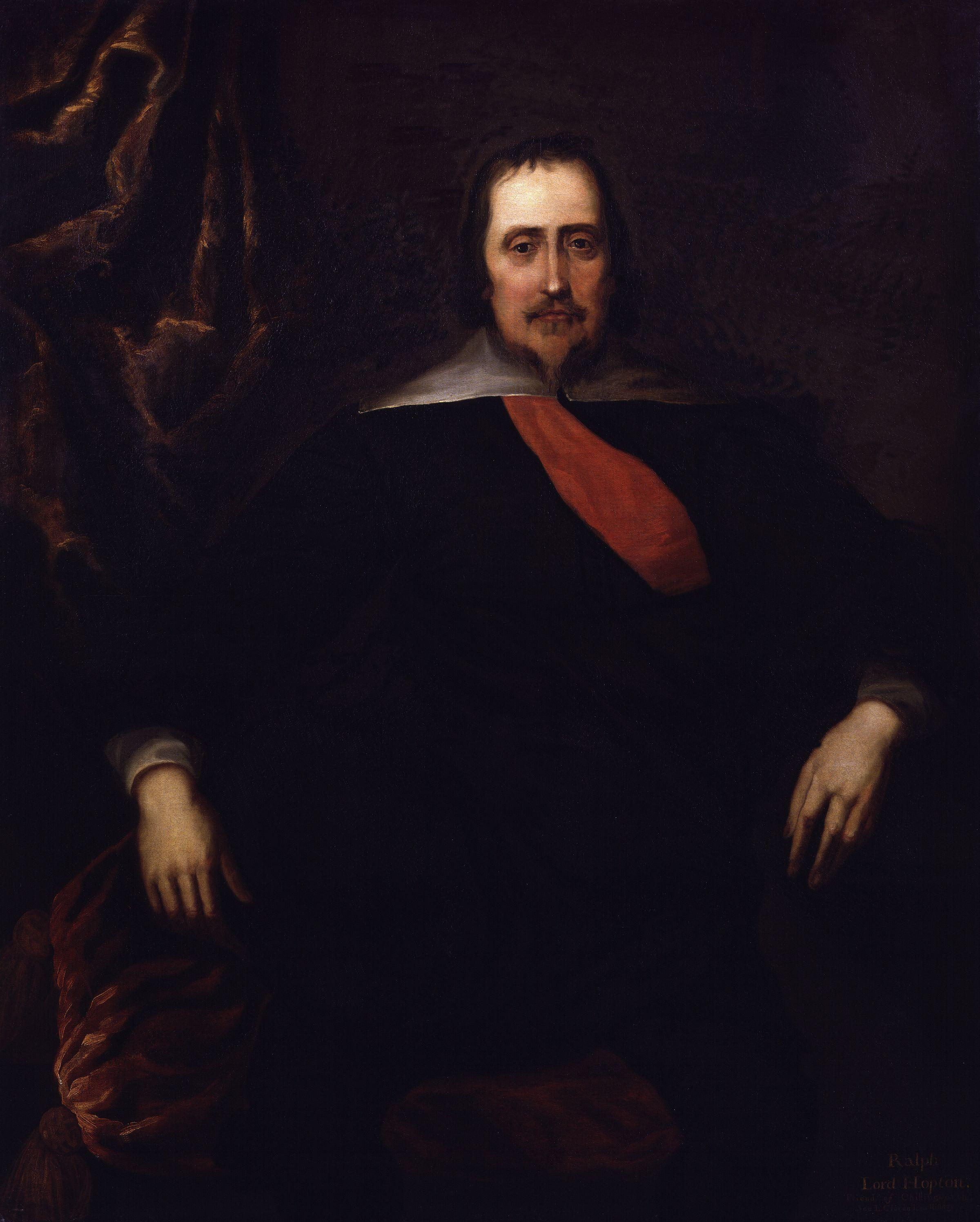 Ralph Hopton, 1st Baron Hopton - Wikipedia