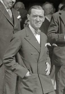 Ramón Pérez de Ayala (1931) Photograph by Ricardo Martín (1882-1936)