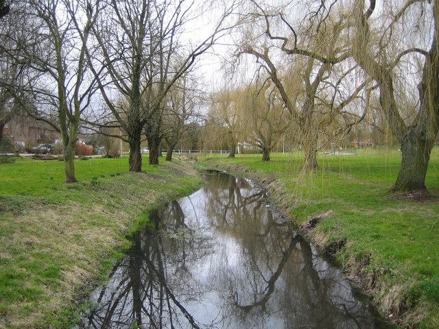 Redbourn, The River Red - geograph.org.uk - 142299