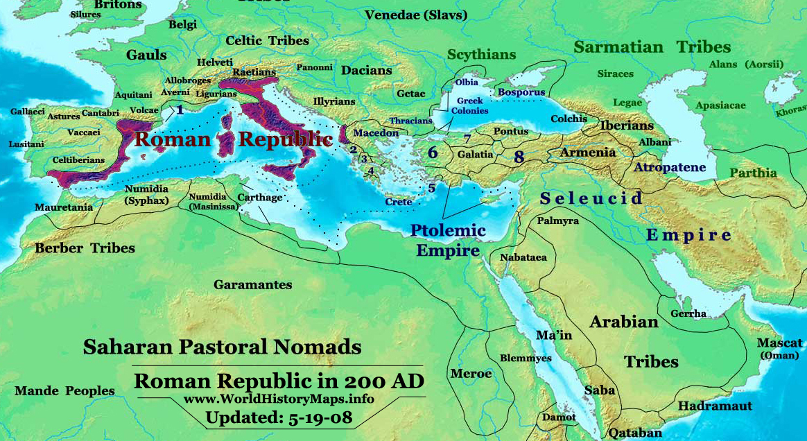 FileRomanEmpire Bcjpg Wikimedia Commons - Map of rome 400 ad