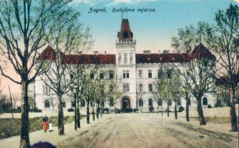 File Rudolfova Vojarna 1910 Jpg Wikimedia Commons