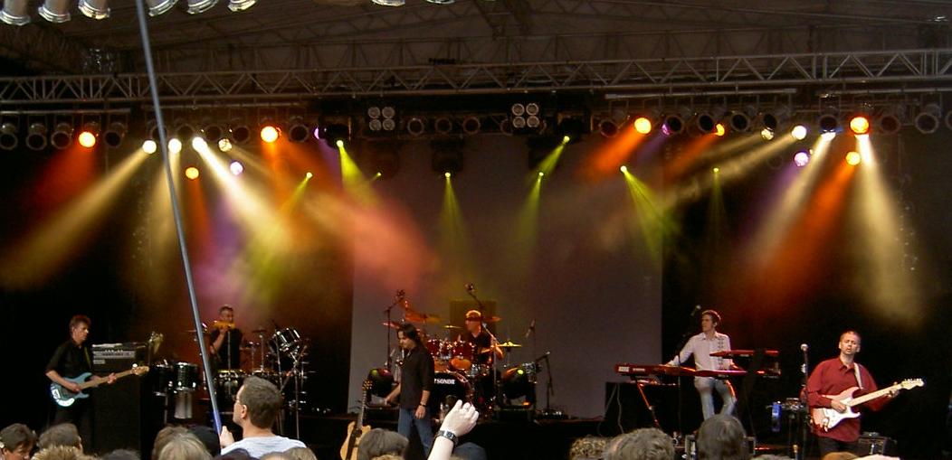 Runrig in concert