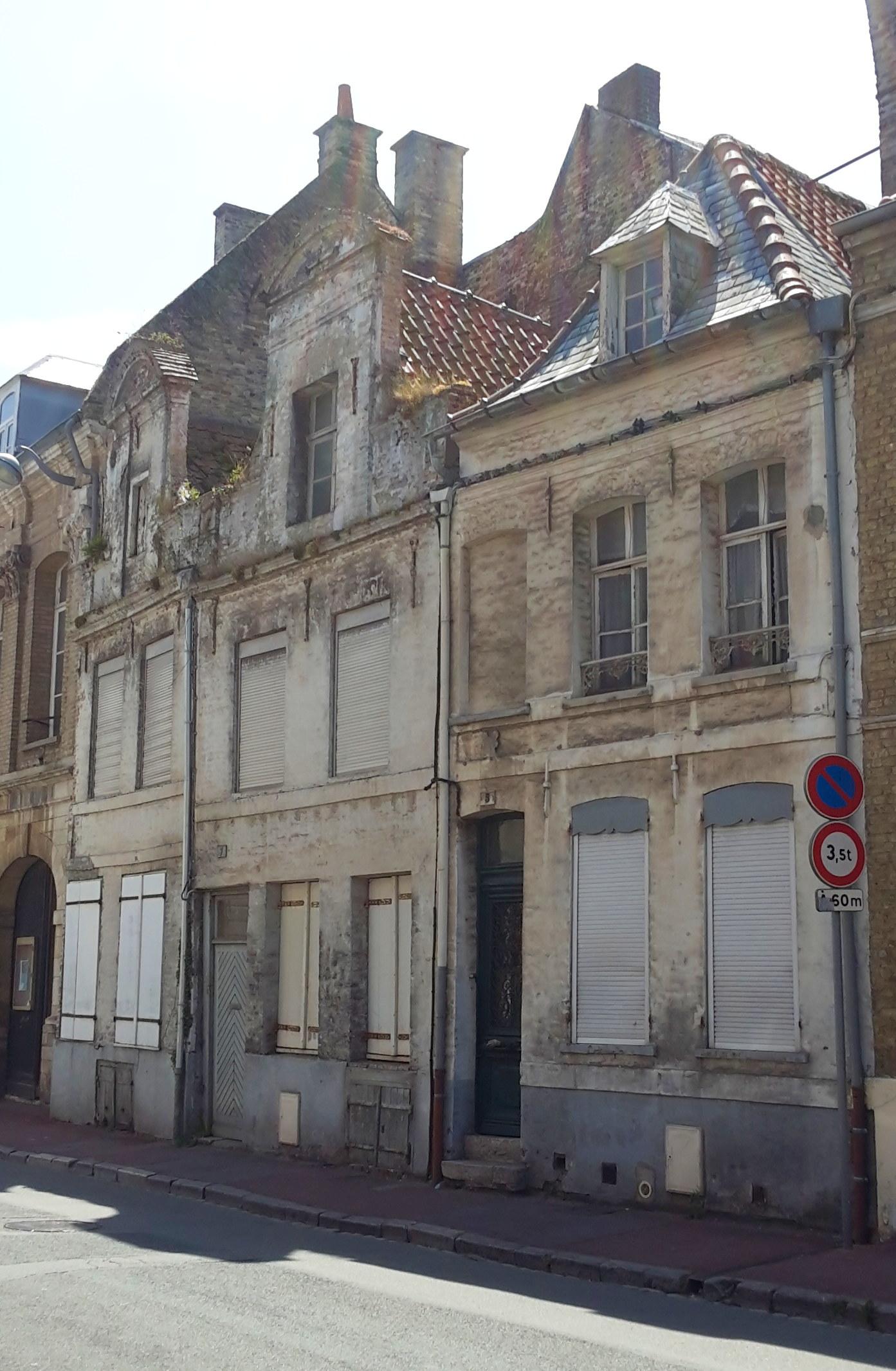 Vitesse datation Saint Omer