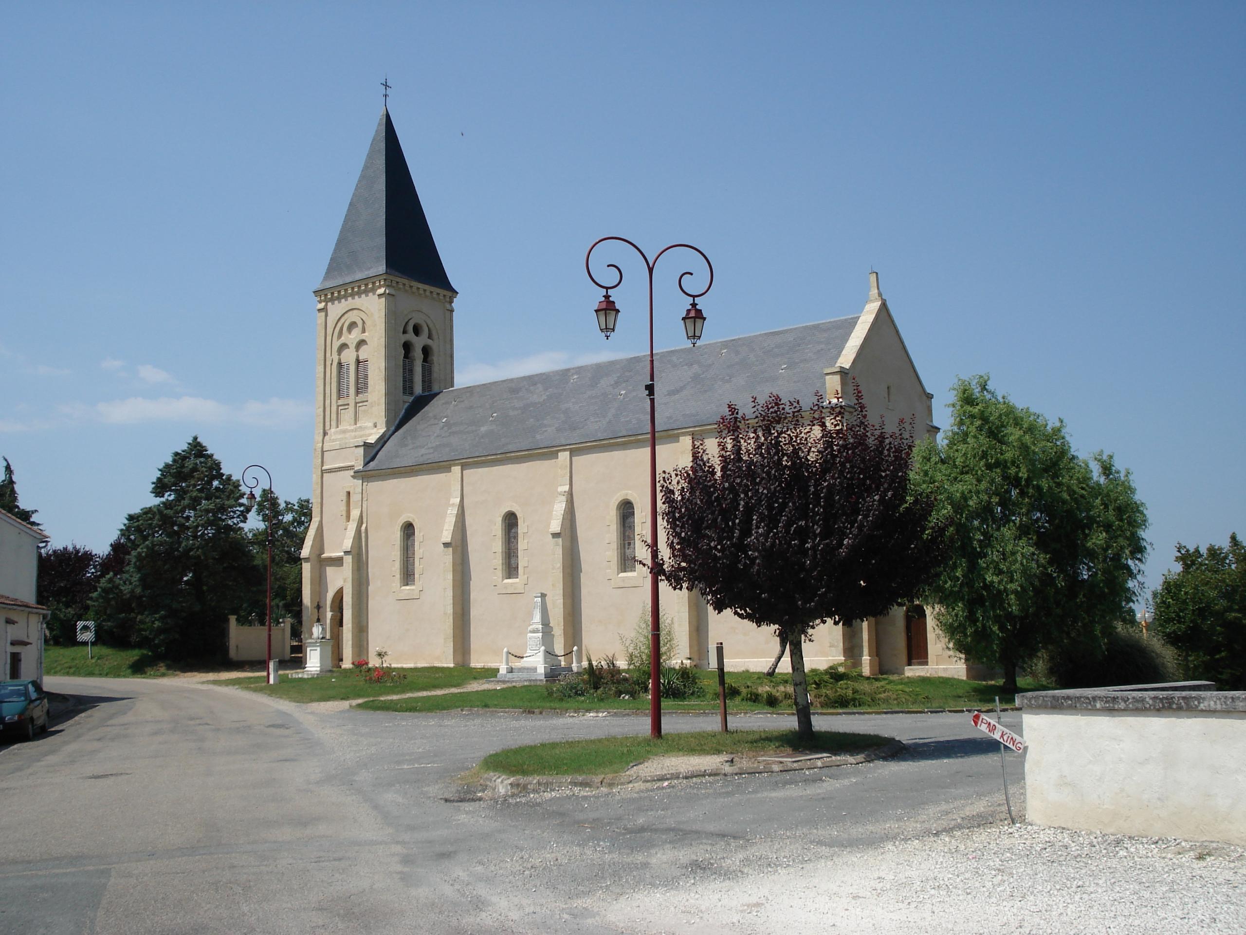 Saint-Géraud-de-Corps