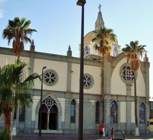 File Saint Mary Of Guadalupe Church Santa Ana Sonora