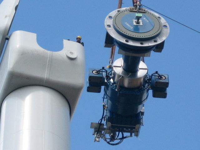 Nacelle (wind turbine) - Wikipedia