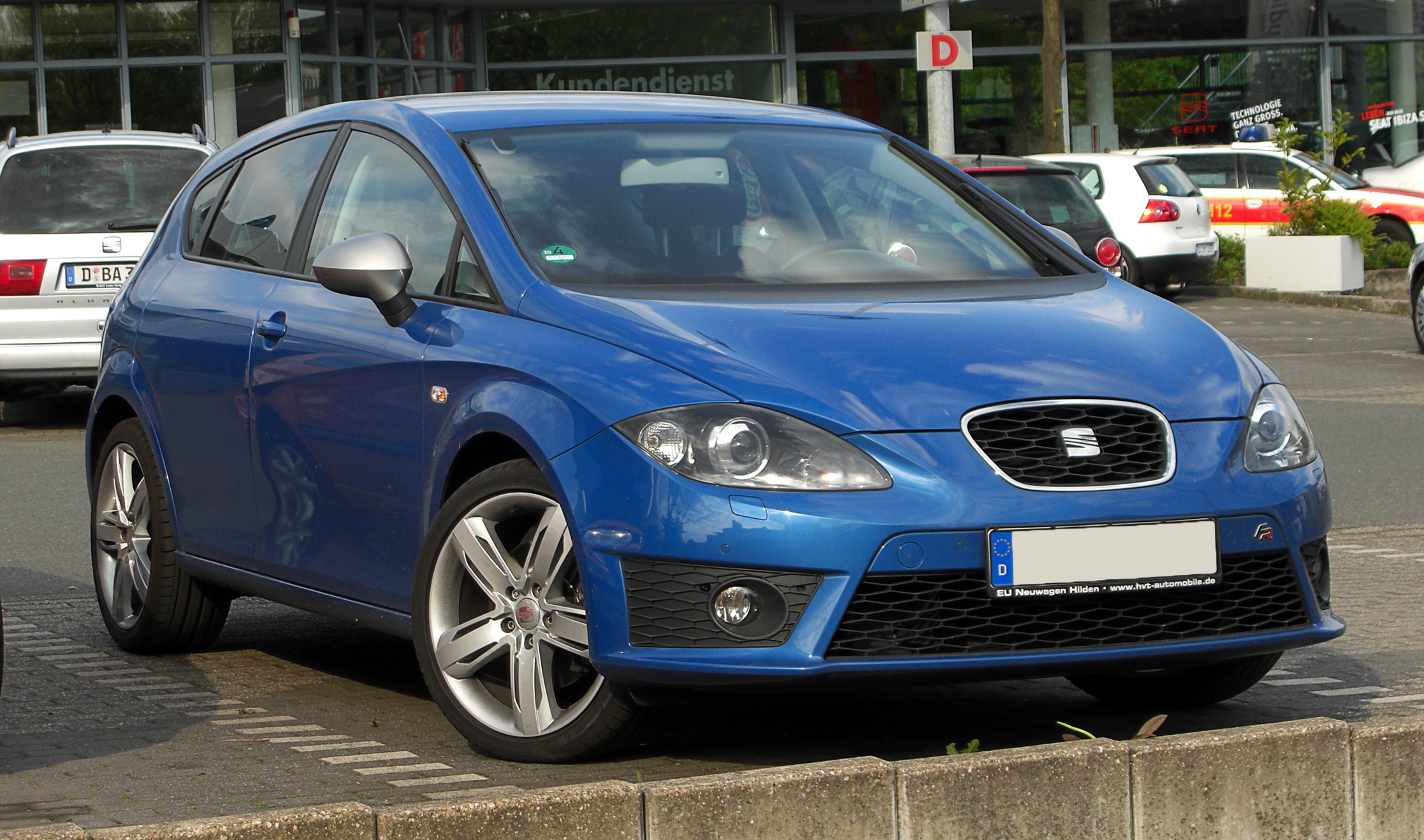 plik seat leon fr 1p facelift frontansicht 16 april 2011 d wikipedia. Black Bedroom Furniture Sets. Home Design Ideas