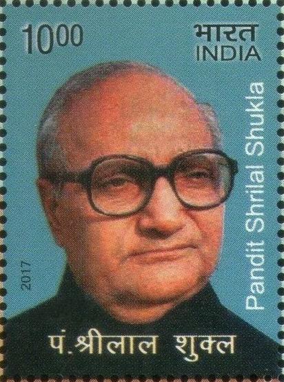 Shrilal Shukla - Wikipedia