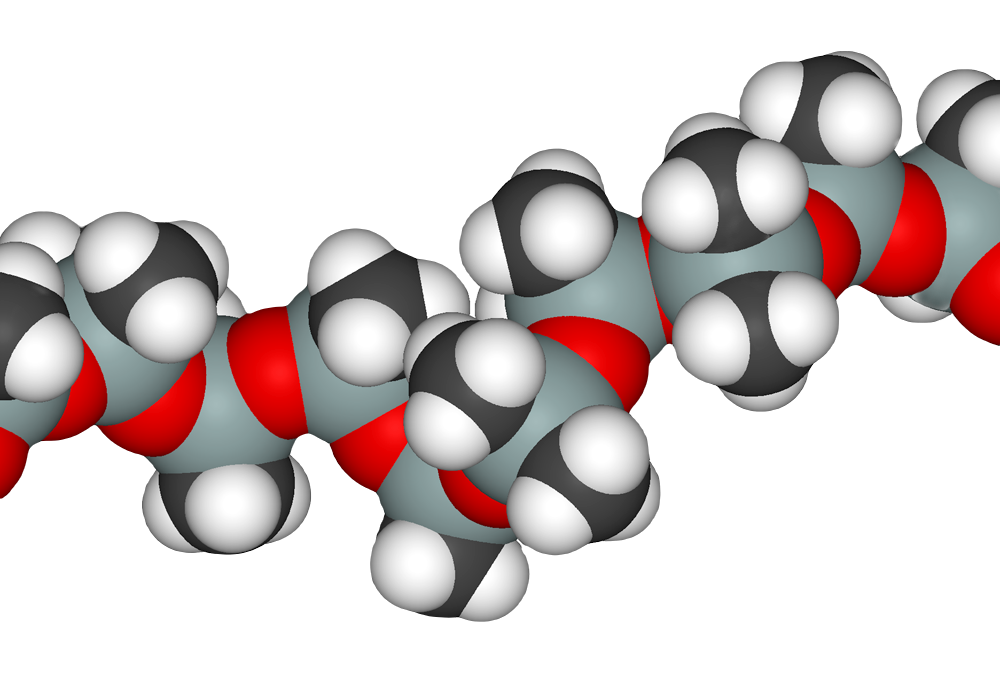 Polydimethylsiloxane - Wikipedia
