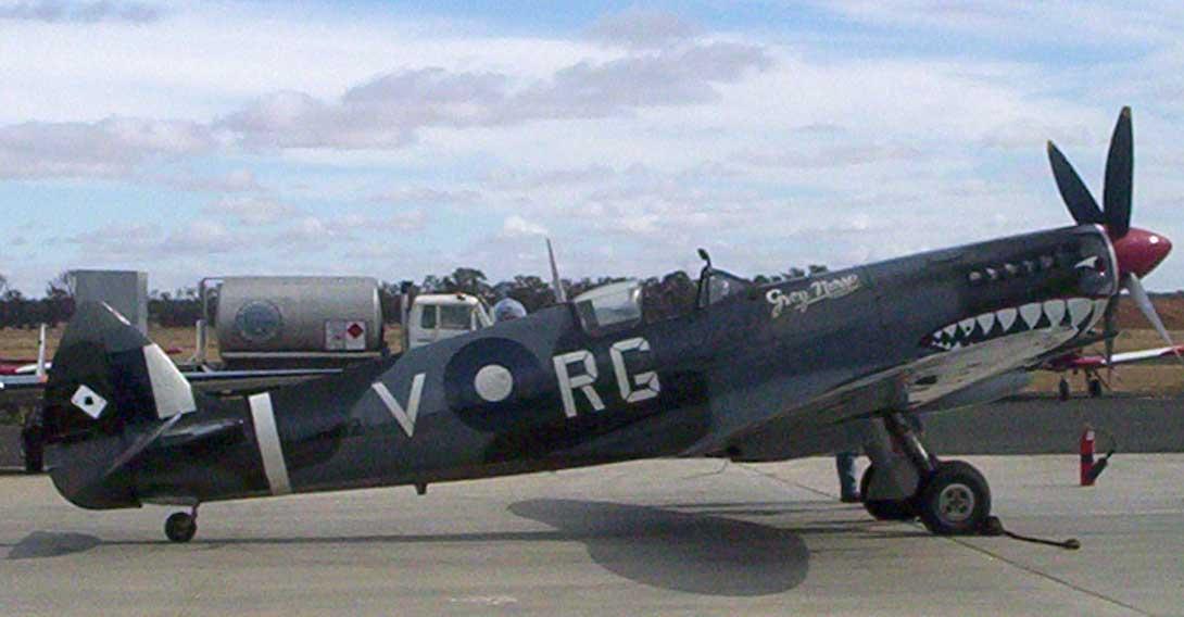 DIGIRENT - Griffon-Powered Spitfires - Warbird Tech Vol. 32