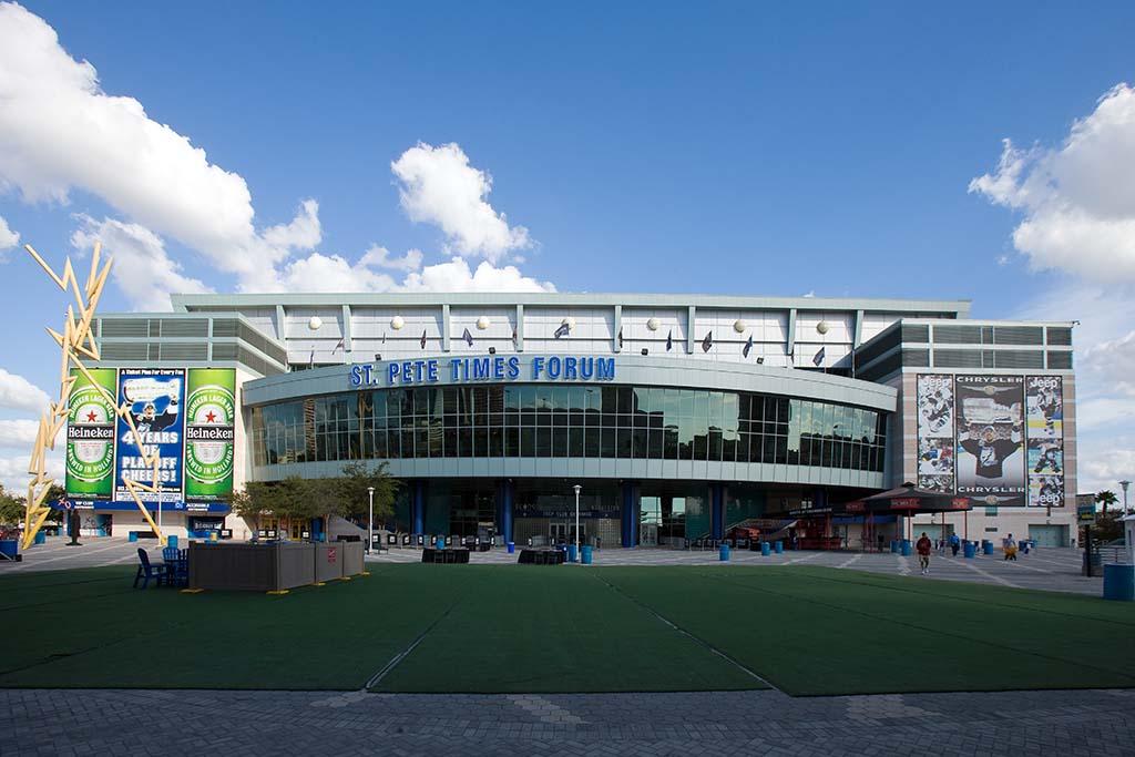 Amalie Arena - Wikipedia