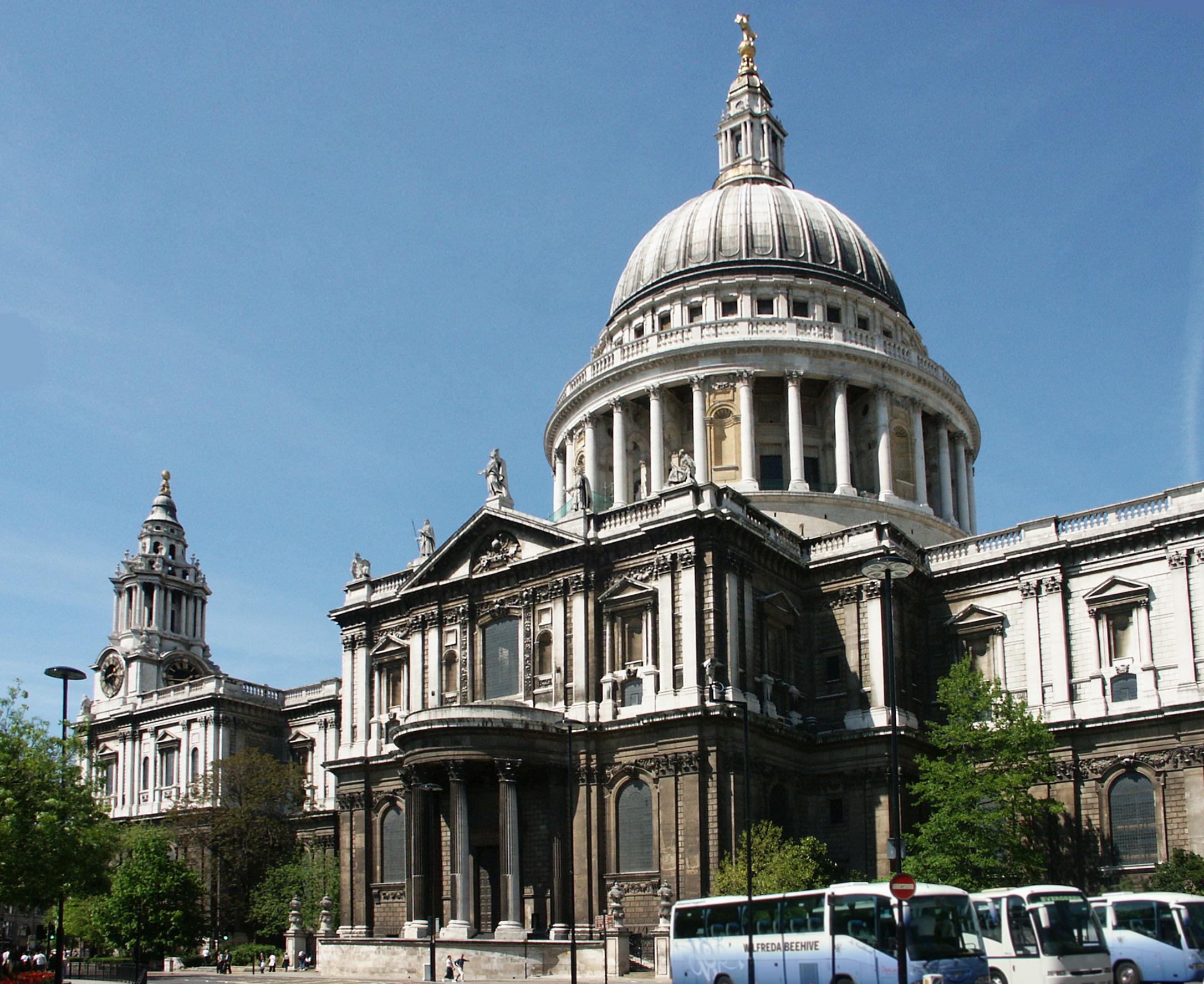 st-paul-cathedral - L O N D O N