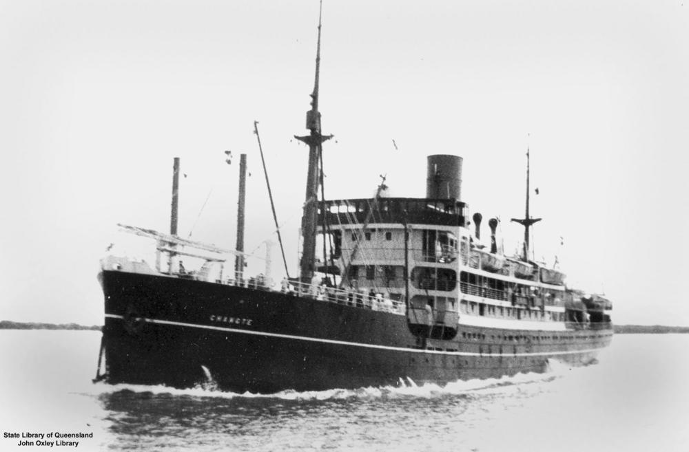 SS Changte (1925) - Wikipedia