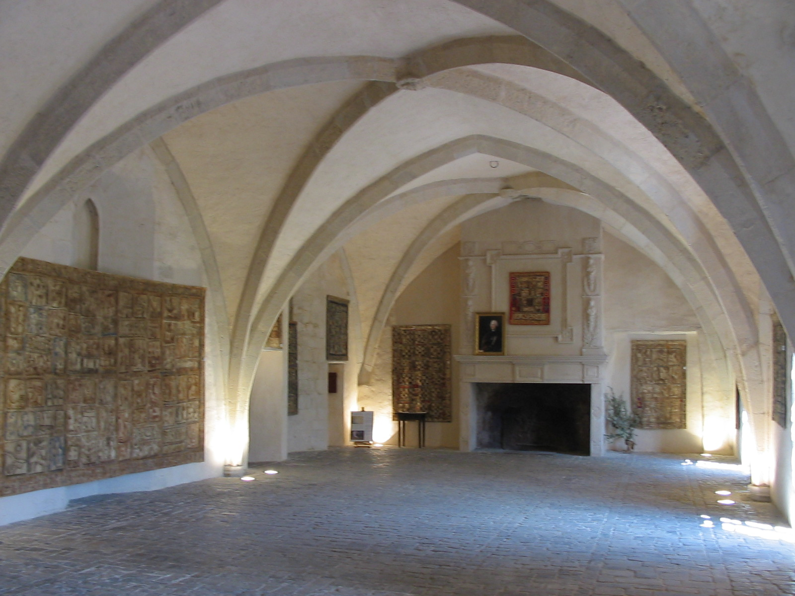 Fresques De La Villa Barbaro