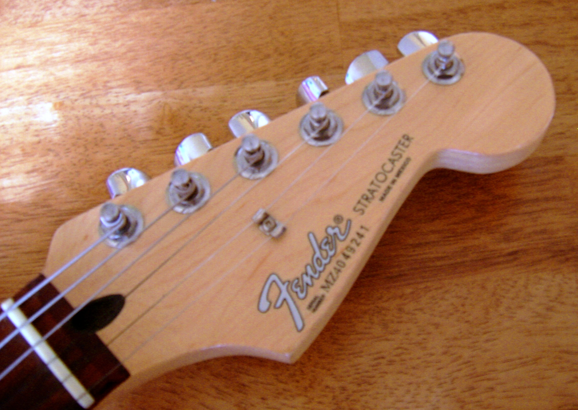 wiki List of Stratocaster players