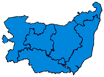 SuffolkParliamentaryConstituency2010Results2.png